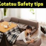 6 Kotatsu safety tips