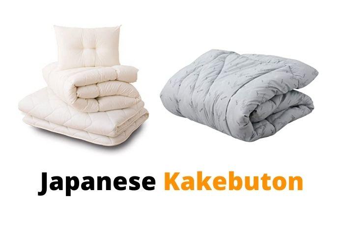 Check Kakebuton futons for tables