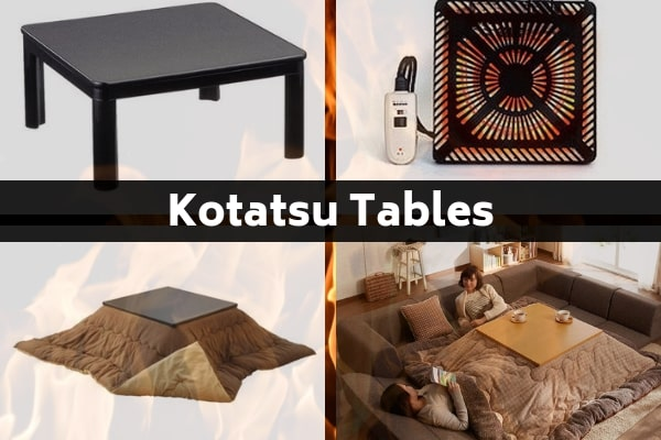Best Kotatsu Tables Of 2019 Traditional Japanese Warm Tables