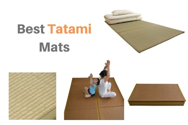 Tatami Mat Japanese Flooring Mattress For Sleeping Rooms 2020